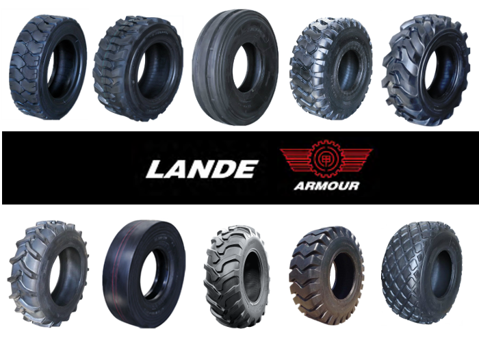 Lande - Agricultural Off The Road Industrial Tires