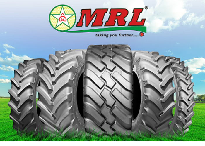MRL Tires Made in India