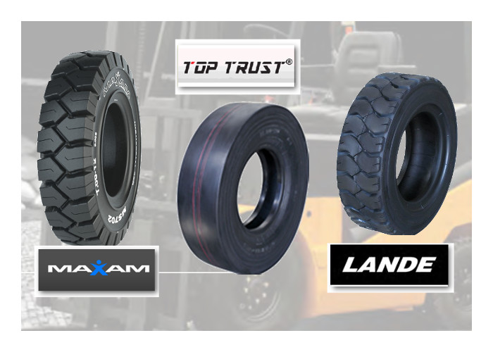 Construction & Industrial tires
