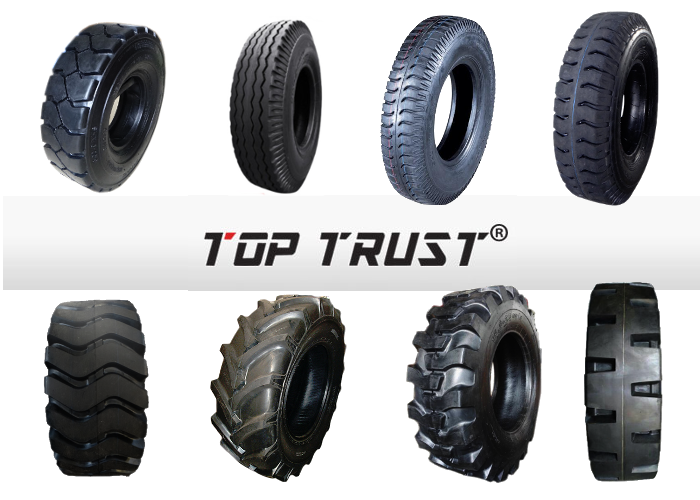 Top Trust - Agricultural OTR Industrial Tires